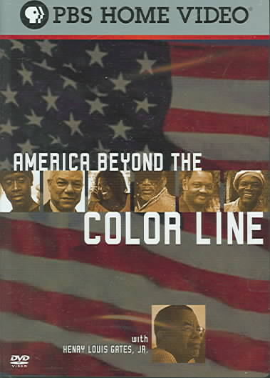 AMERICA BEYOND THE COLOR LINE BY GATES,LOUIS JR. (DVD)